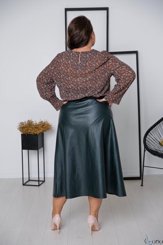 Bluzka YULIEN Plus Size Wzór 1