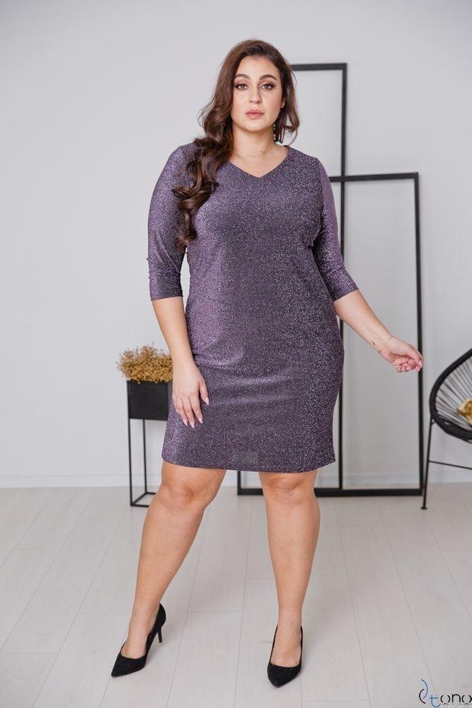 Sukienka IMPERIAL Plus Size Wzór 4
