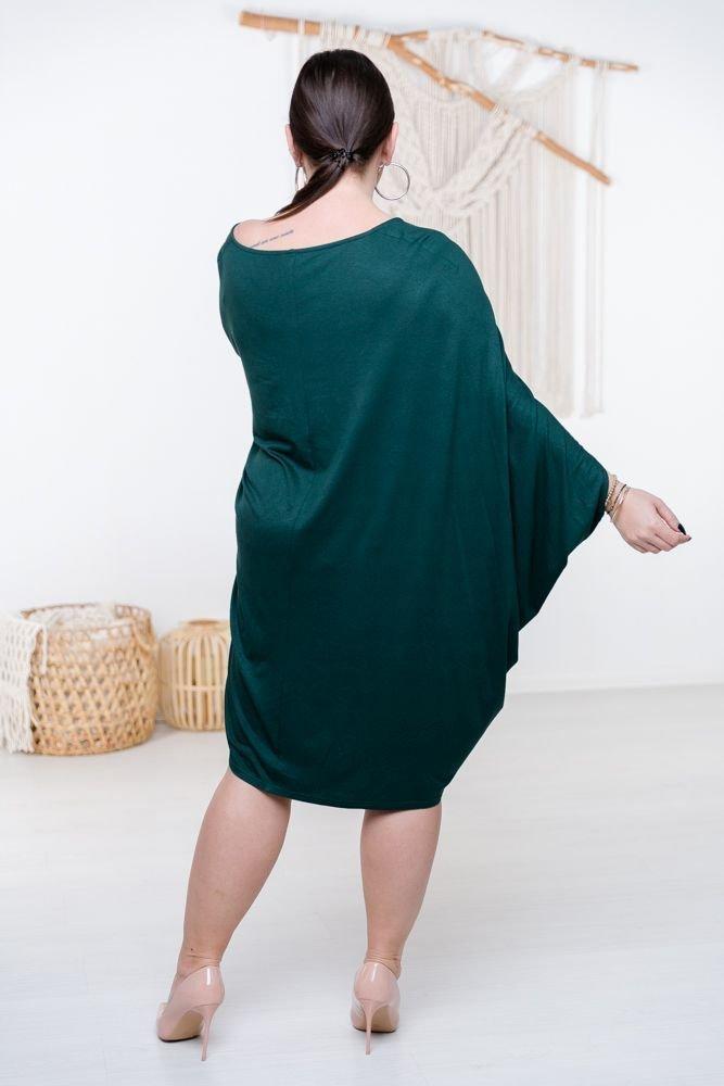Zielona Sukienka HERMI