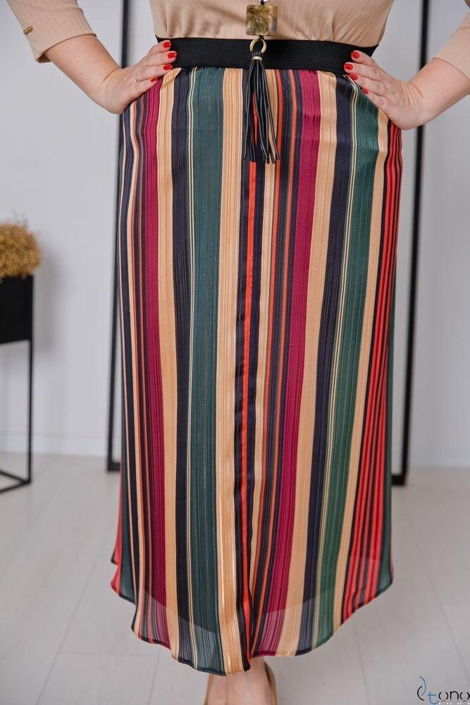Spódnica VELO Plus Size Wzór 1