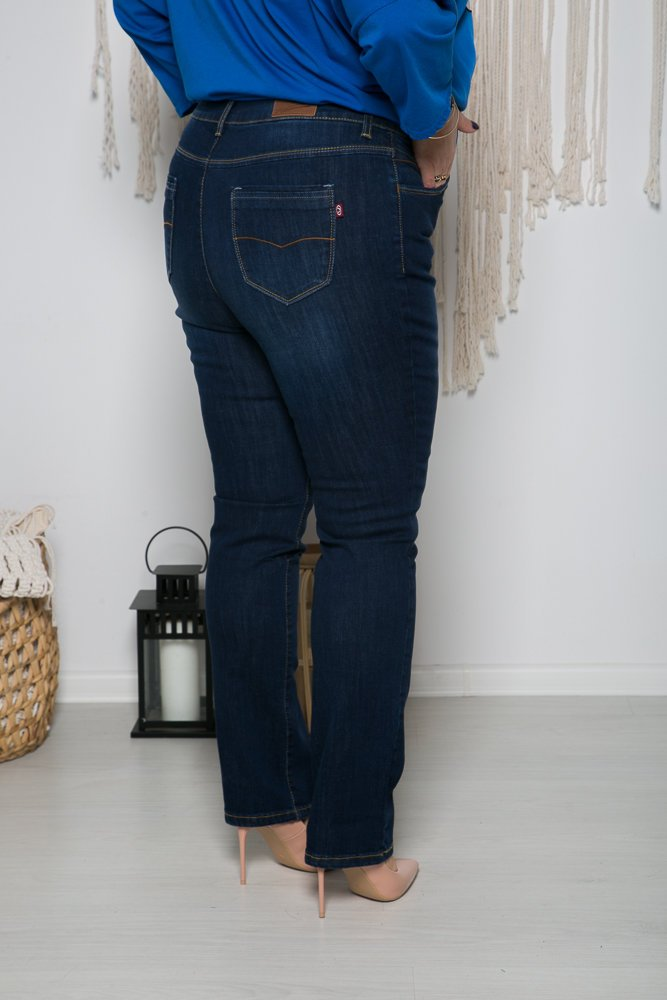 Spodnie Jeansowe DARIO Plus Size