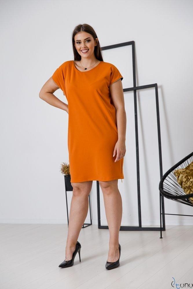 Sukienka CARBONA Plus Size