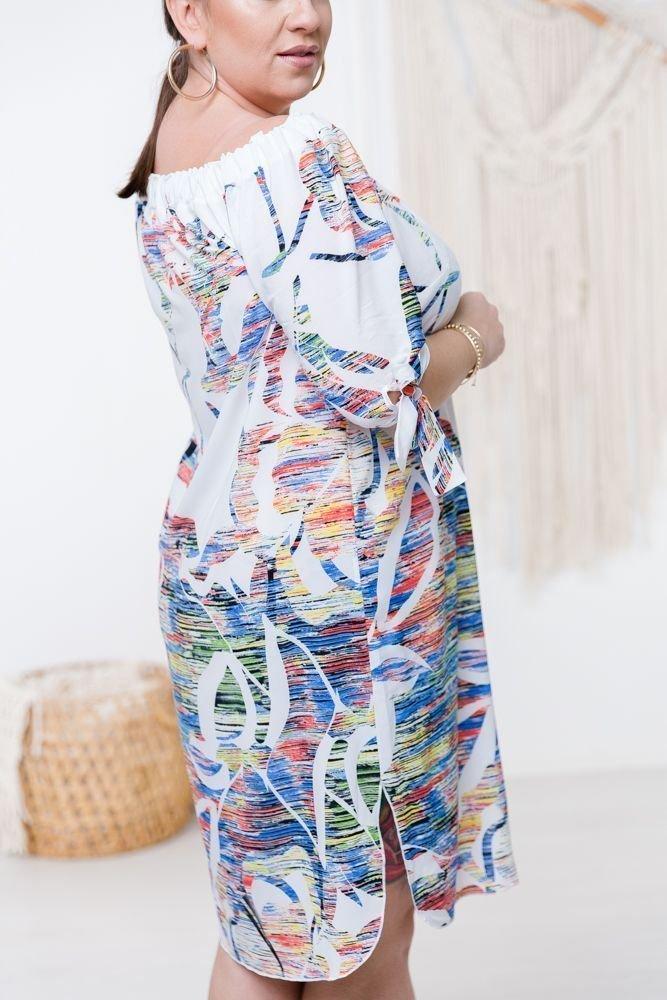 Sukienka VALENCIA Wzór 9